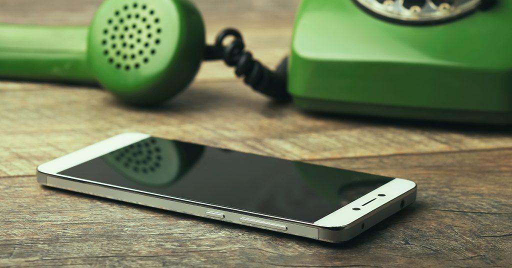 Mobiltelefon történelem