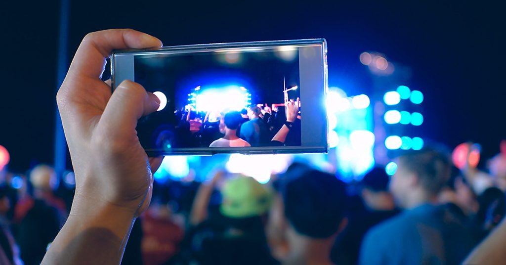 Fesztiválszezon: neked álom, mobilodnak rémálom